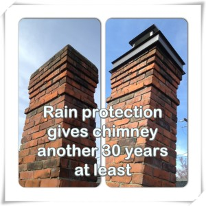Waterproofing Heritage Chimney Adds long Life