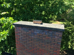 Chimney Flue Cover Fireplace blockers