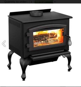 Cute Wood Stove