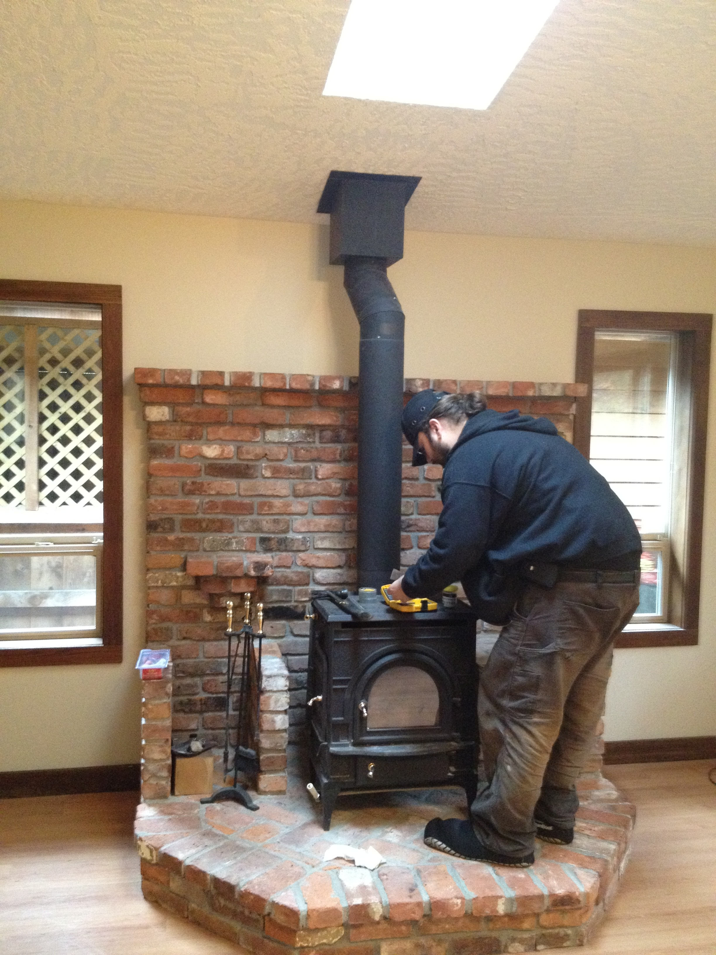 wood stoves victoria bc area flue guru