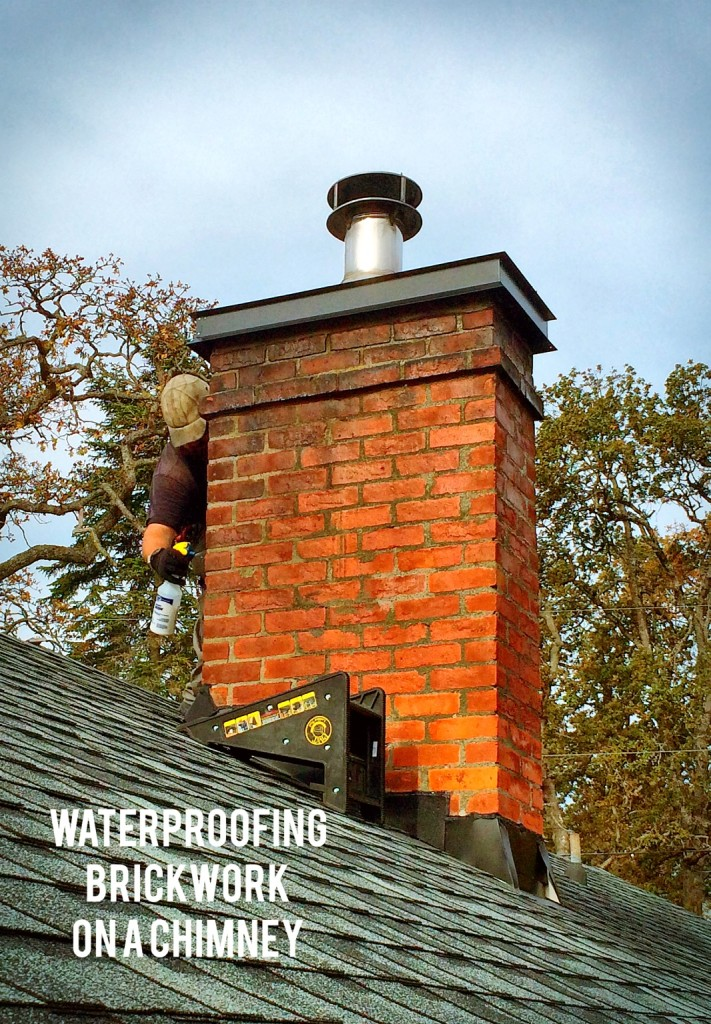 Waterproofing Brick Chimney Best Photos Of Brick
