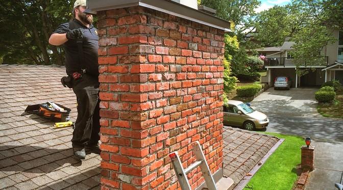 Victoria bc chimney repairs