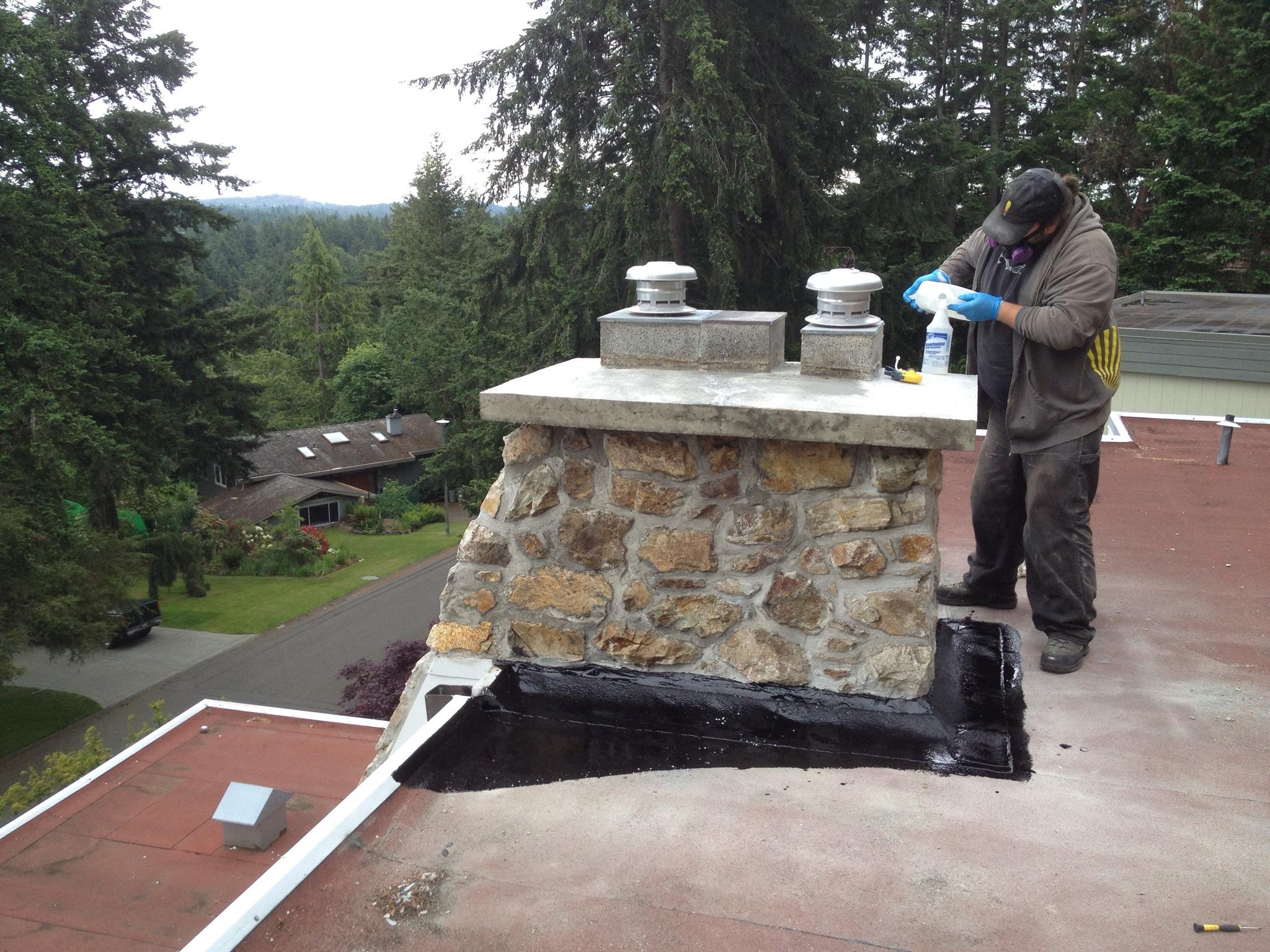 Chimney Repairs Victoria BC