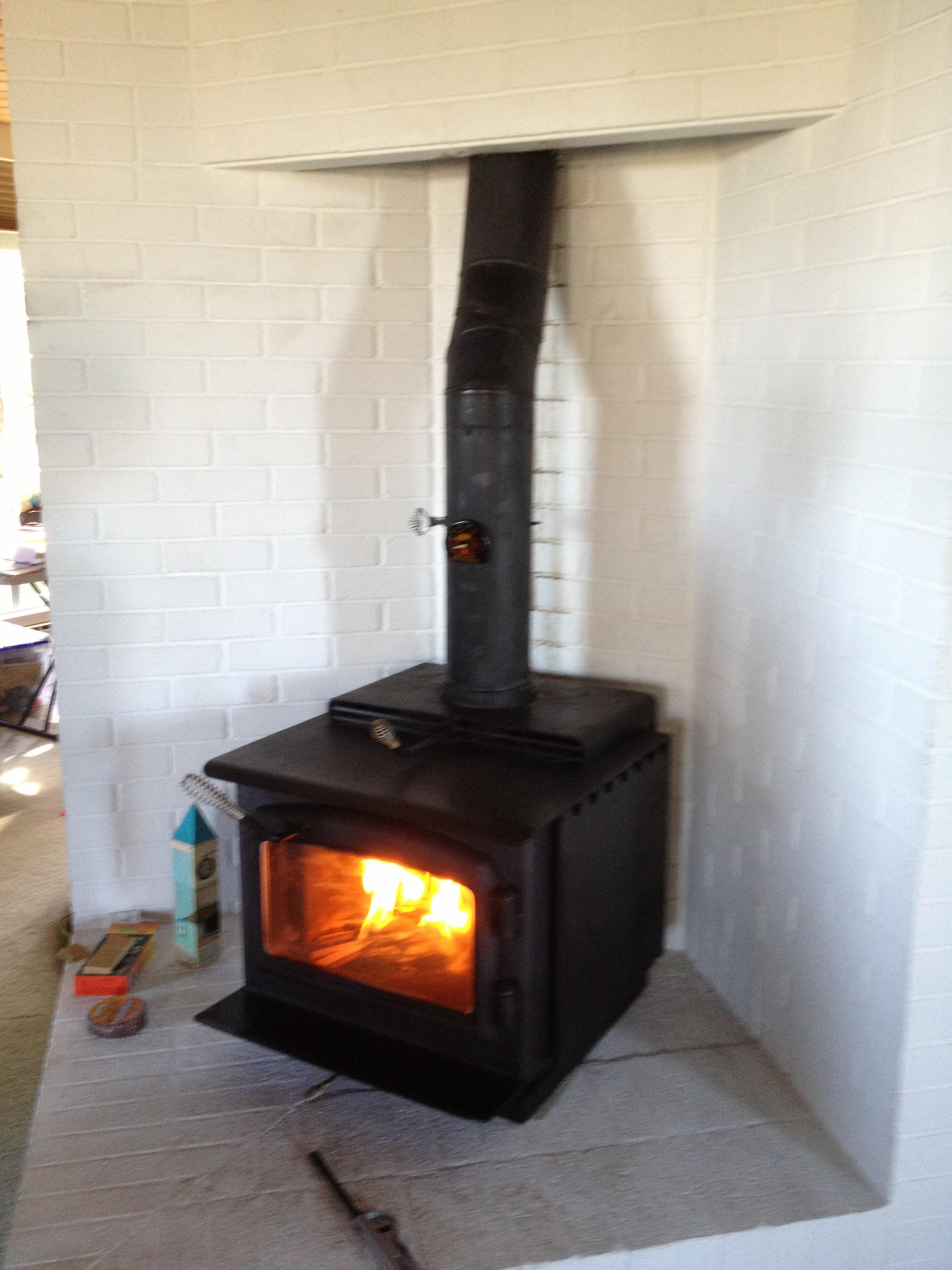 Regency Wood Burning Stove