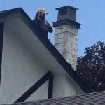Repair Chimney top