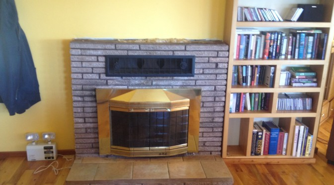 Fireplace Damper Repair