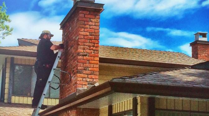 chimney sweep victoria bc area